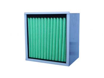 HealthyAir® Integrated Filter Module for the Nail Source Capture Systems
